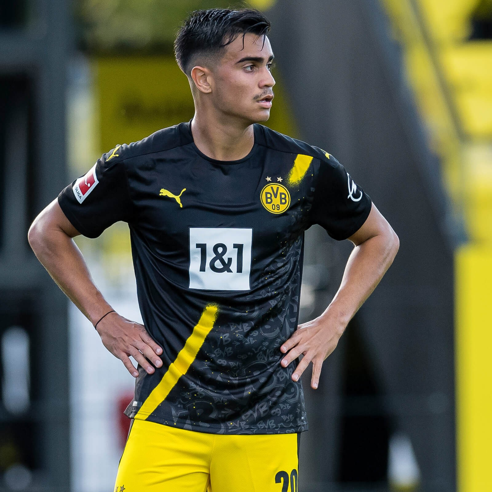 Seconda Maglia Borussia Dortmund 2020-21