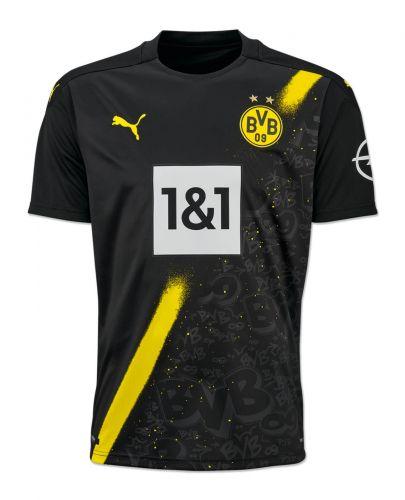 Dortmund 20-21 Away Kit Released - Footy Headlines
