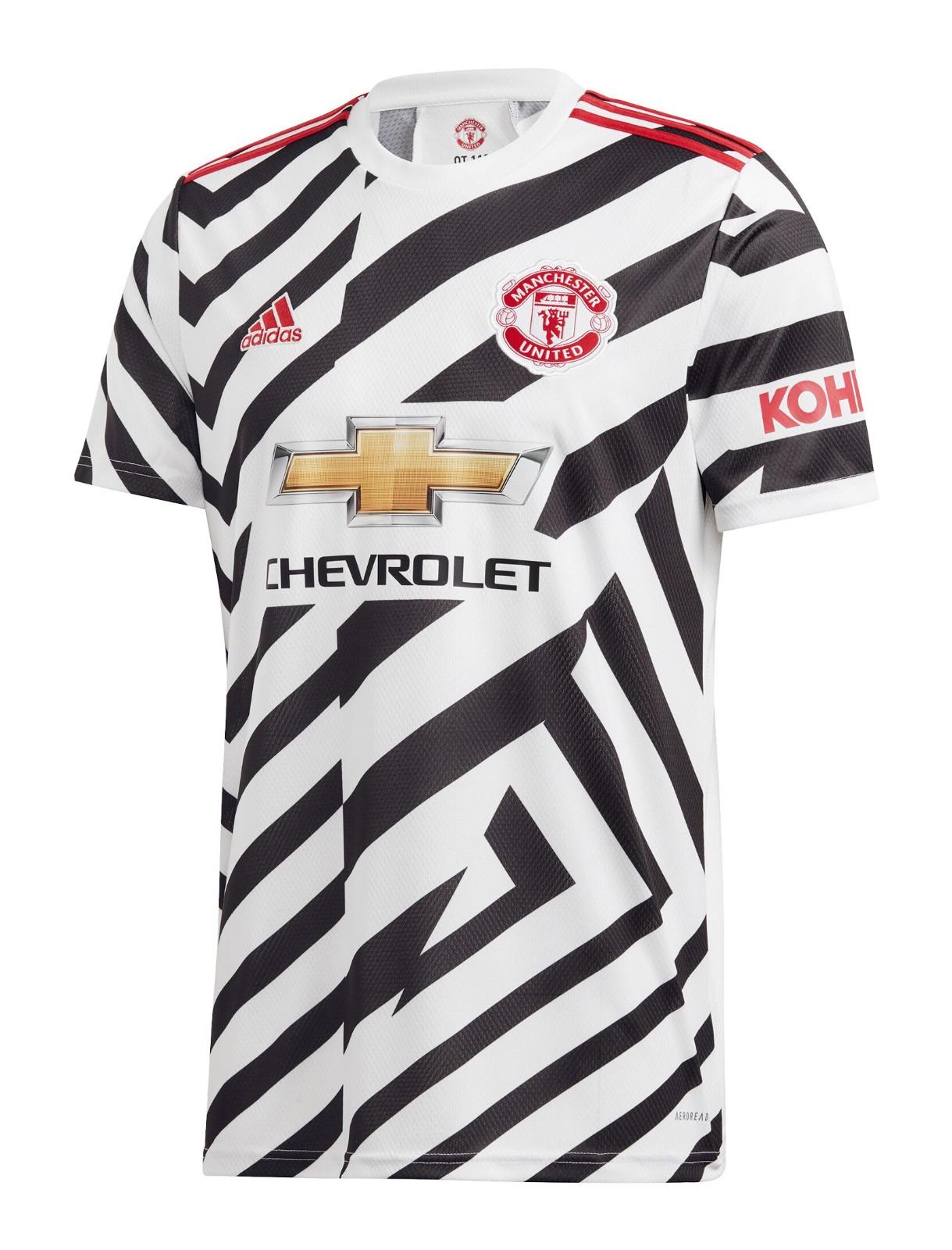 Manchester United 2020 21 Third Kit