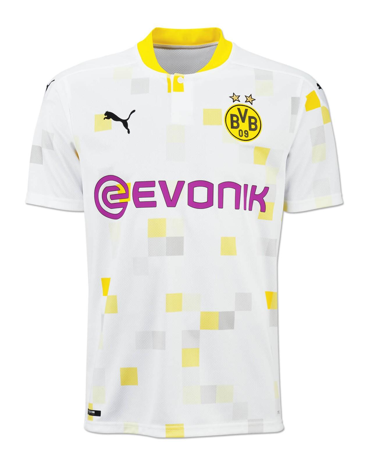 Terza Maglia Borussia Dortmund 2020-21