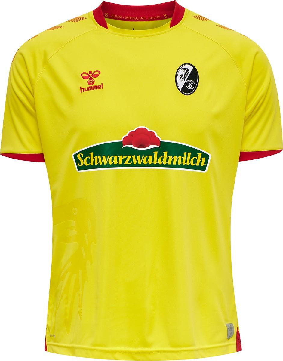 Sc Freiburg 2020 21 Third Kit