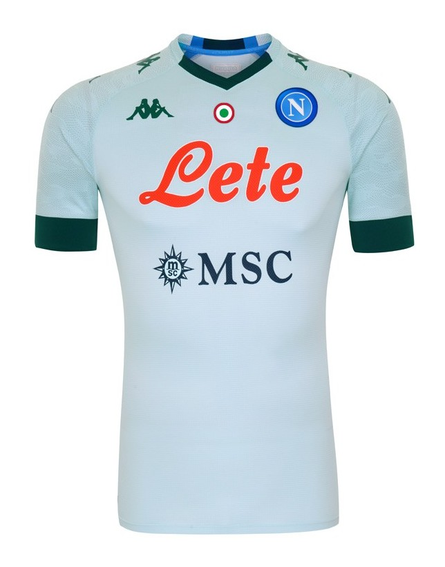 Ssc Napoli 2020 21 Away Kit