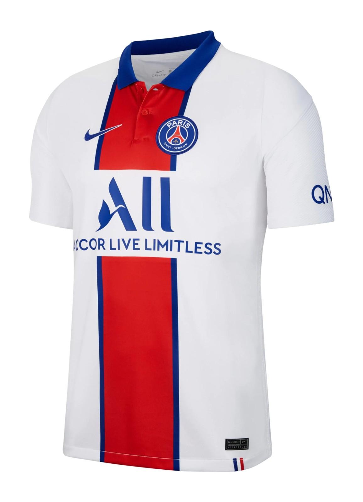 Paris Saint-Germain 2020-21 Away Kit