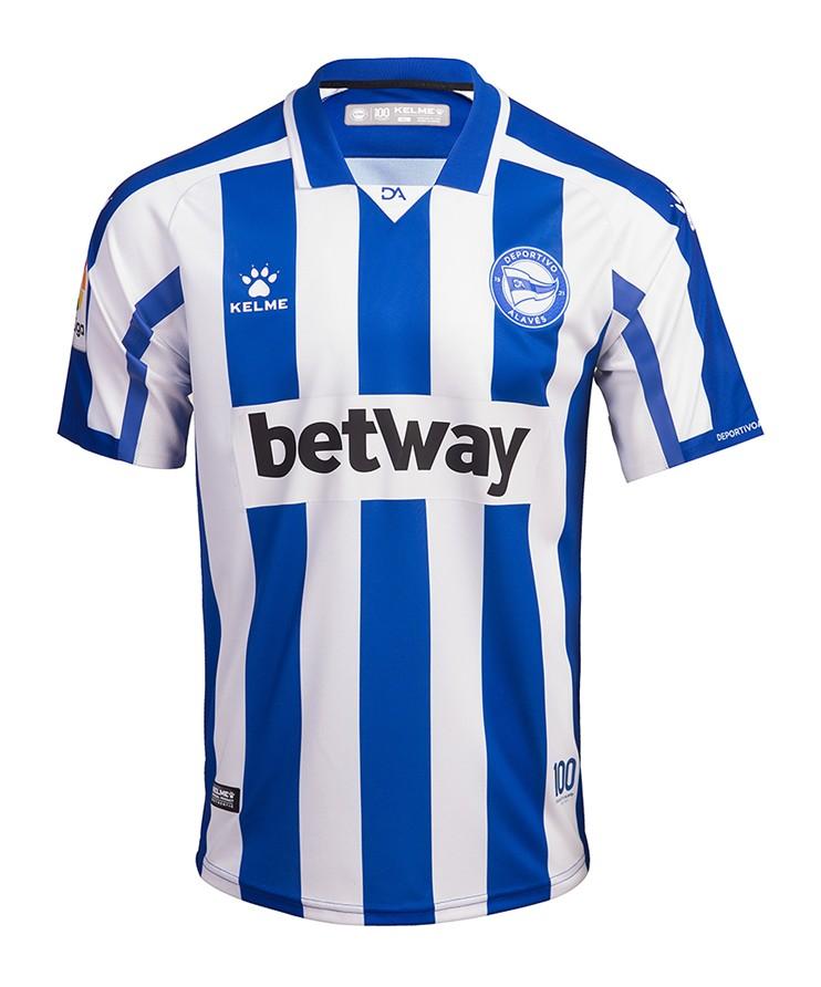 Deportivo Alavés 2020-21 Kits