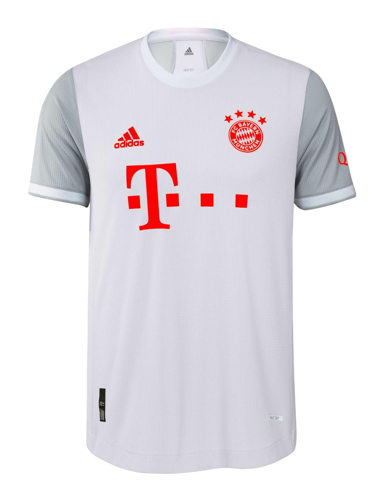 Seconda Maglia Bayern München 2020-21