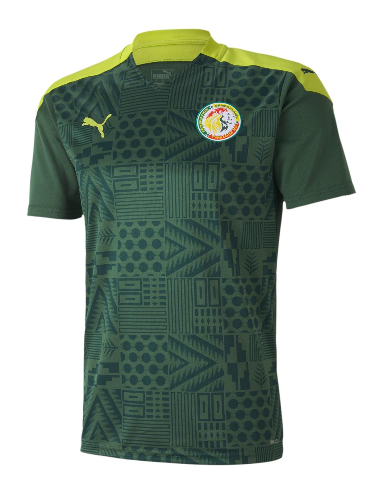 Senegal 2020-21 Away Kit
