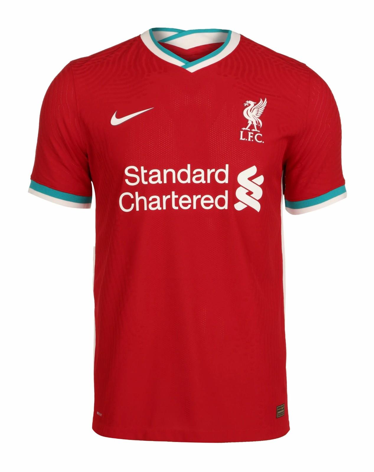 Liverpool FC 2020-21 Home Kit