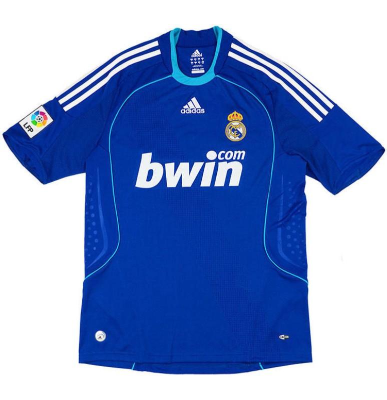 Real Madrid 2008-09 Away Kit