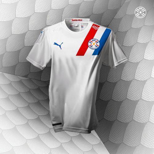 Paraguay 2020-21 Away Kit
