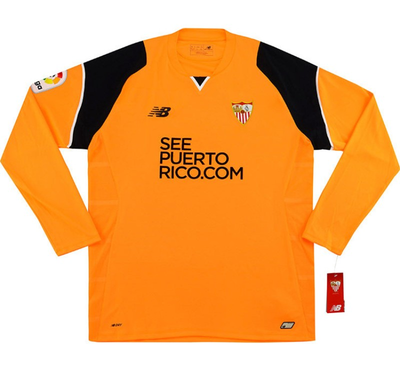 Camiseta De Portero Sevilla Fc 2016 17