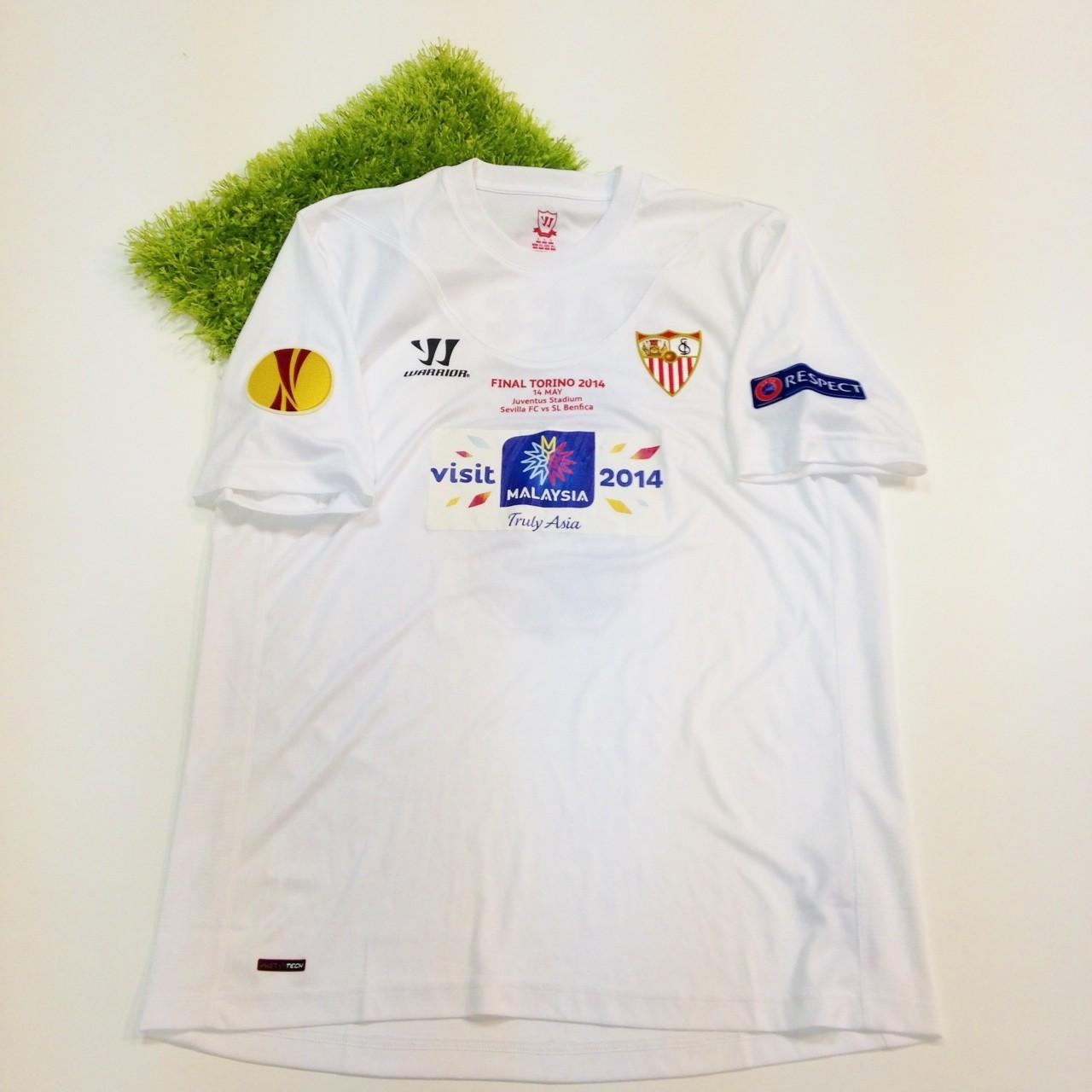 Maglia Speciale Sevilla FC 2013-14