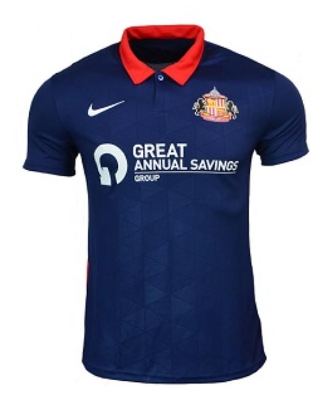 Sunderland 2020-21 Away Kit