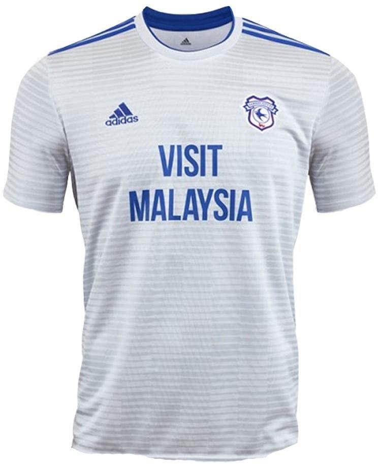 Seconda Maglia Cardiff City 2018-19