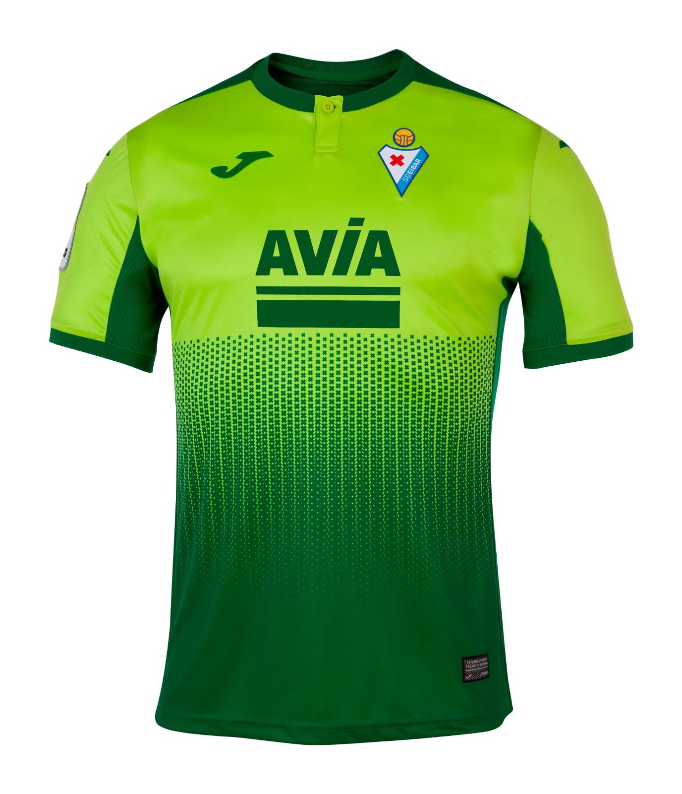 Eibar 2019-20 Away Kit