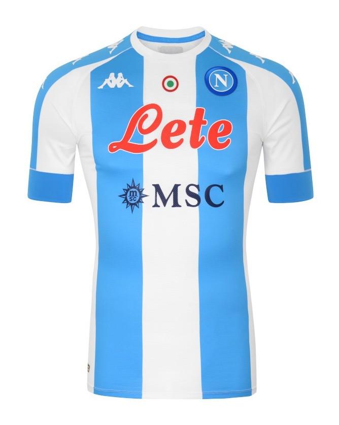 Ssc Napoli 2020 21 Fourth Kit