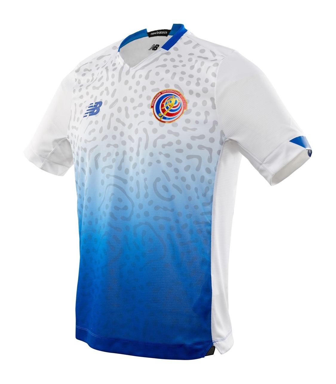 Costa Rica 2021 Away Kit