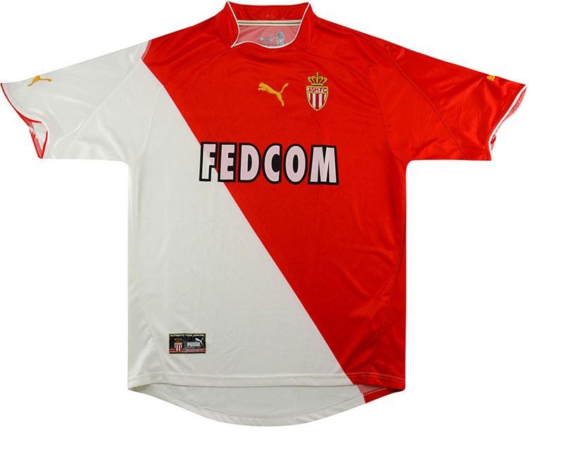 Prima Maglia AS Monaco 2003-04