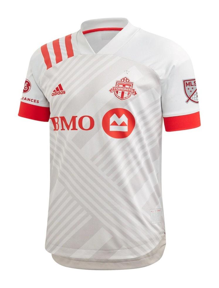 Toronto FC 2021 Away Kit