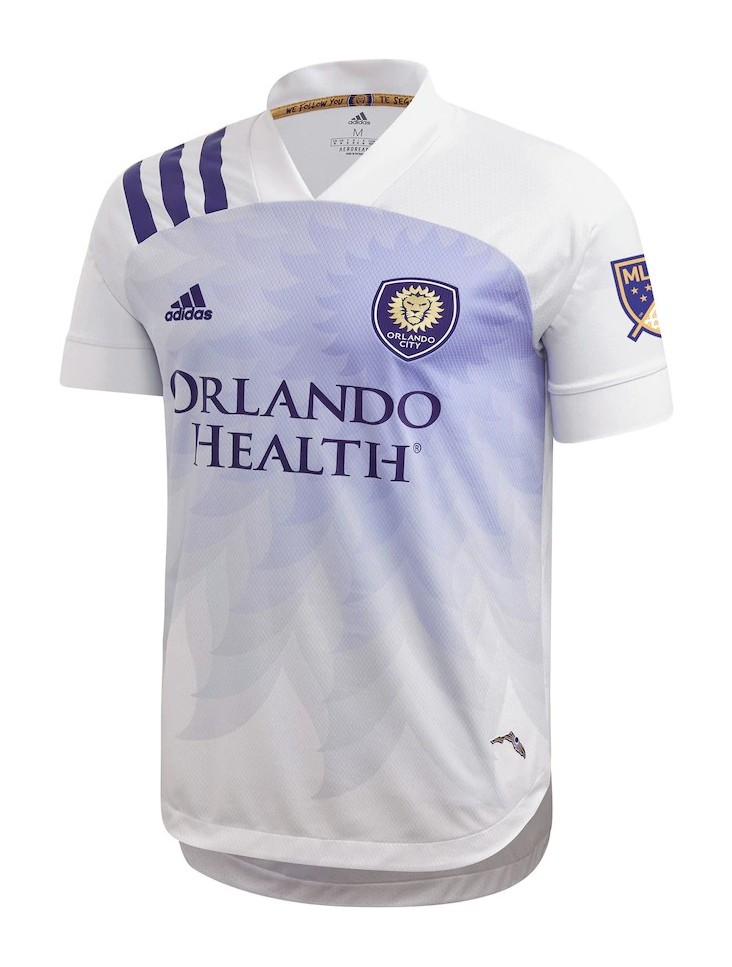 Orlando City 2021 Away Kit