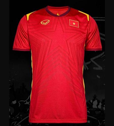 Vietnam 2021 Home, Away & Goalkeeper Kits Released - Footy Headlines