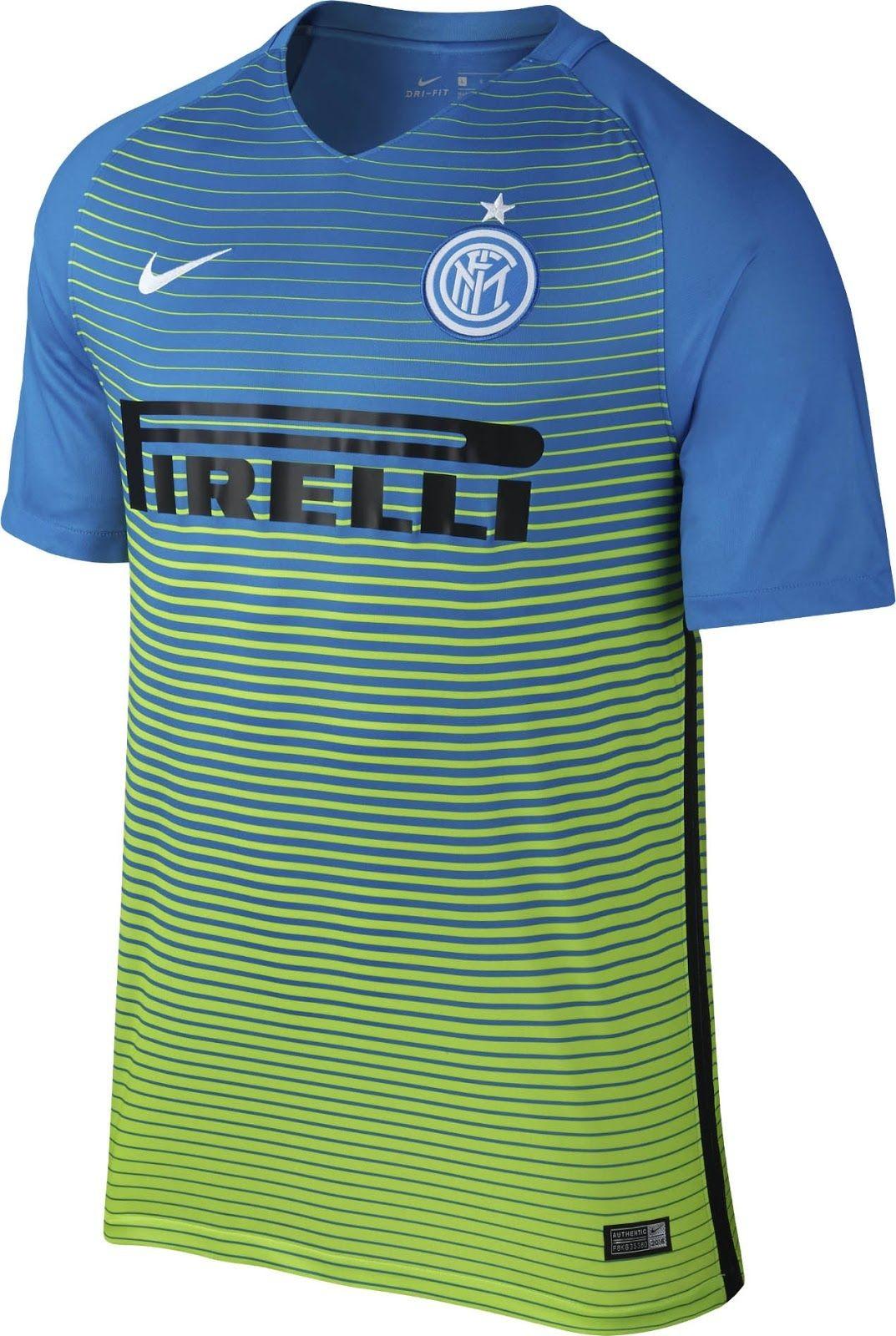 Terza Maglia Inter Milan 2016-17