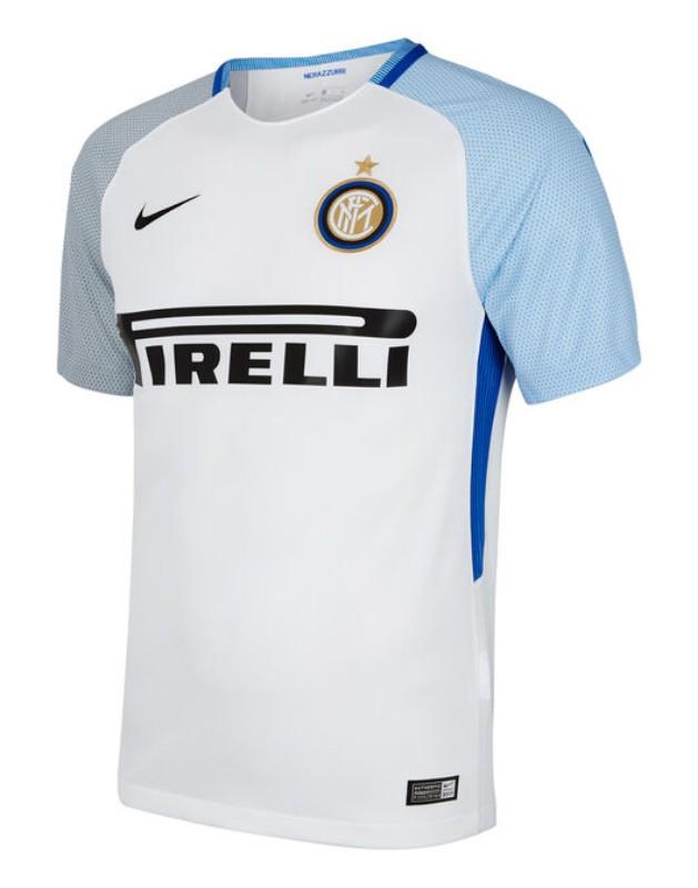 Seconda Maglia Inter Milan 2017-18