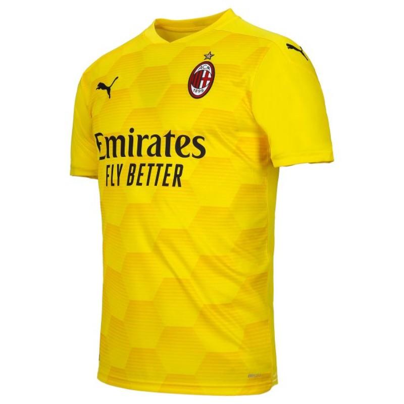 Terza Maglia da Portiere AC Milan 2020-21