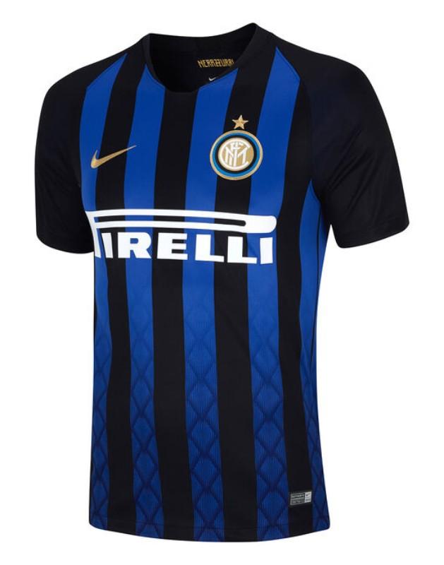 Prima Maglia Inter Milan 2018-19