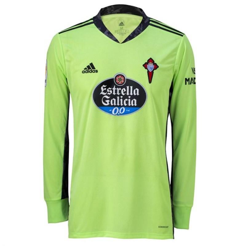 Celta Vigo 2020-21 GK Away Kit