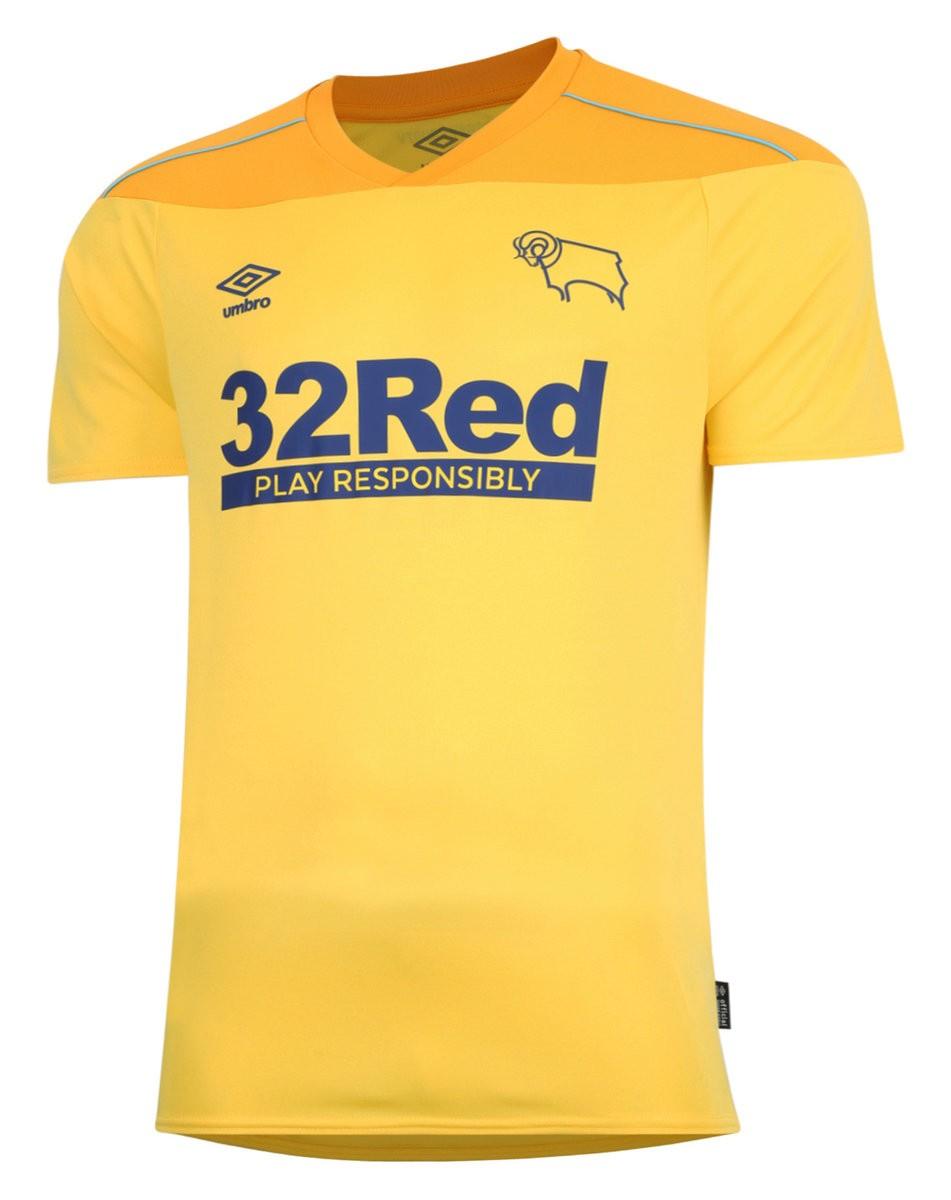 Seconda Maglia da Portiere Derby County 2020-21