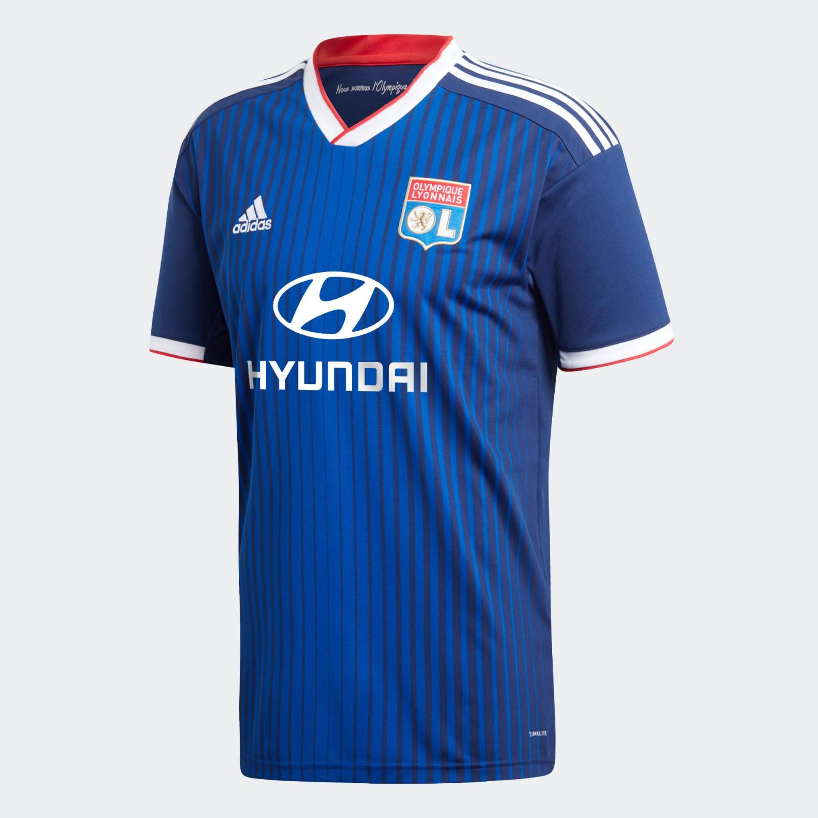 Olympique Lyon 2019-20 Away Kit