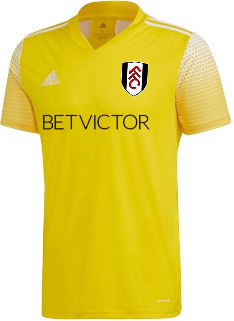 Fulham 2020-21 Away Kit