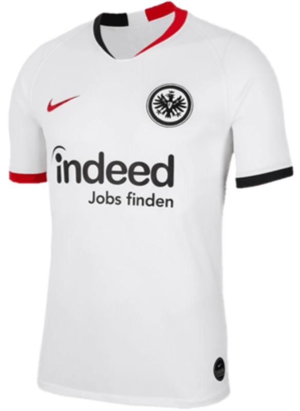 Eintracht Frankfurt 2019-20 Away Kit