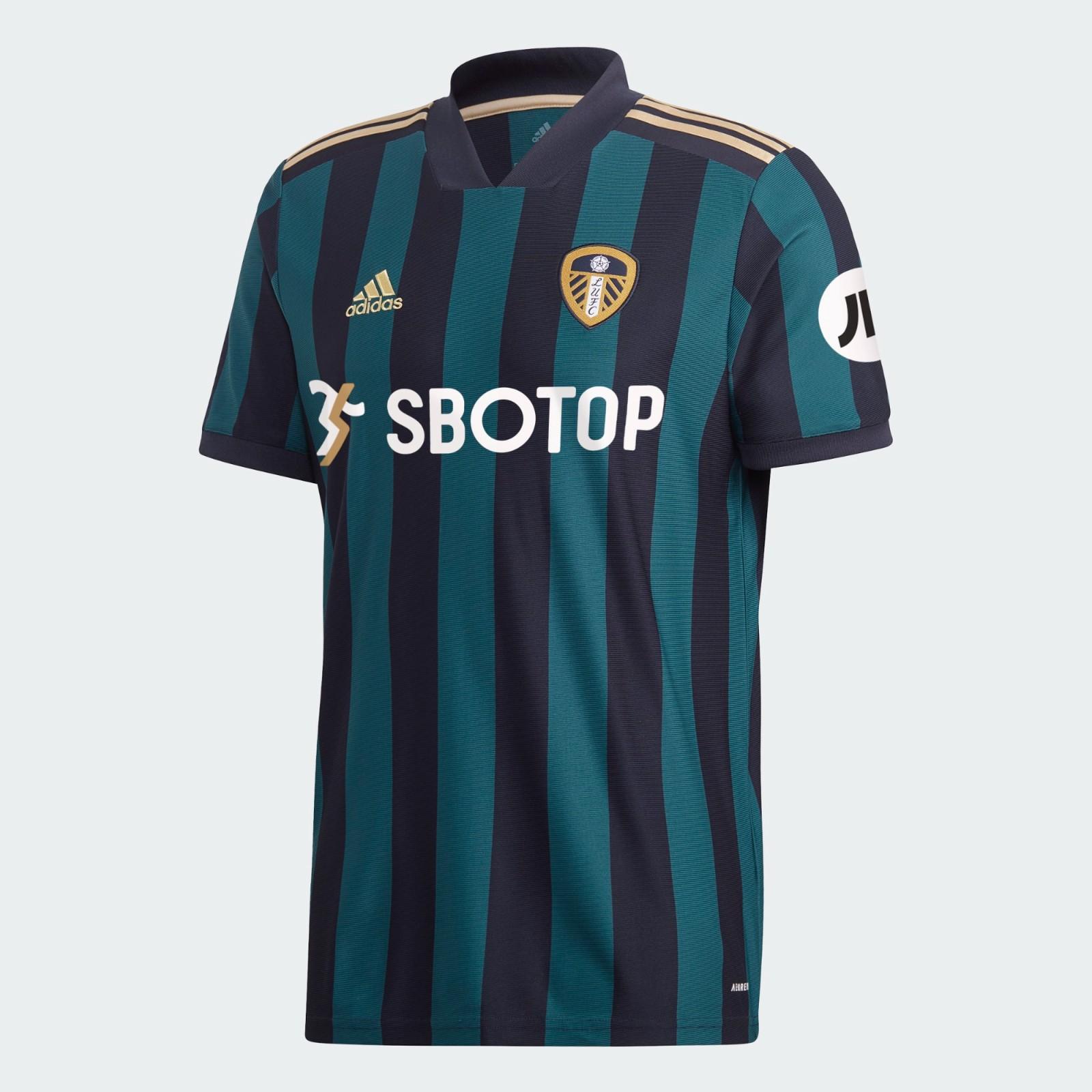 Seconda Maglia Leeds United 2020-21