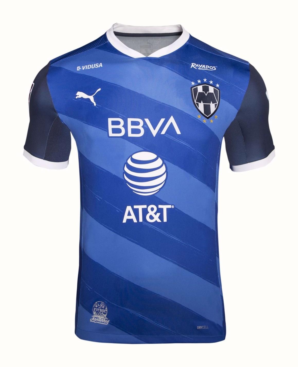 Rayados Monterrey 2020-21 Away Kit