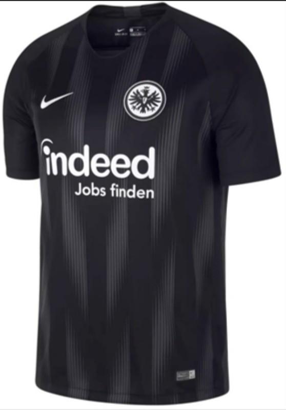 Prima Maglia Eintracht Frankfurt 2018-19