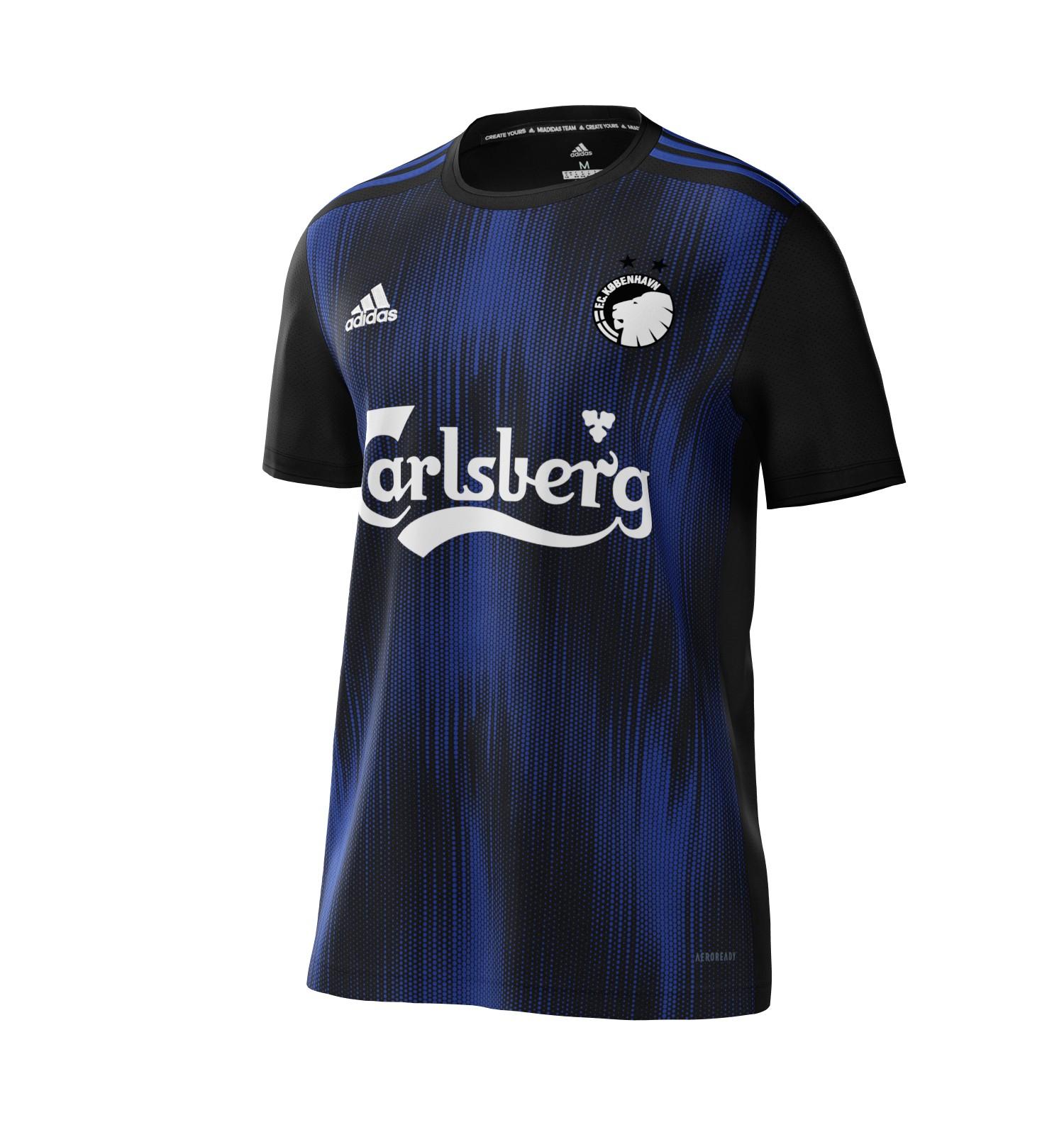 FC Copenhagen 2019-20 Away Kit