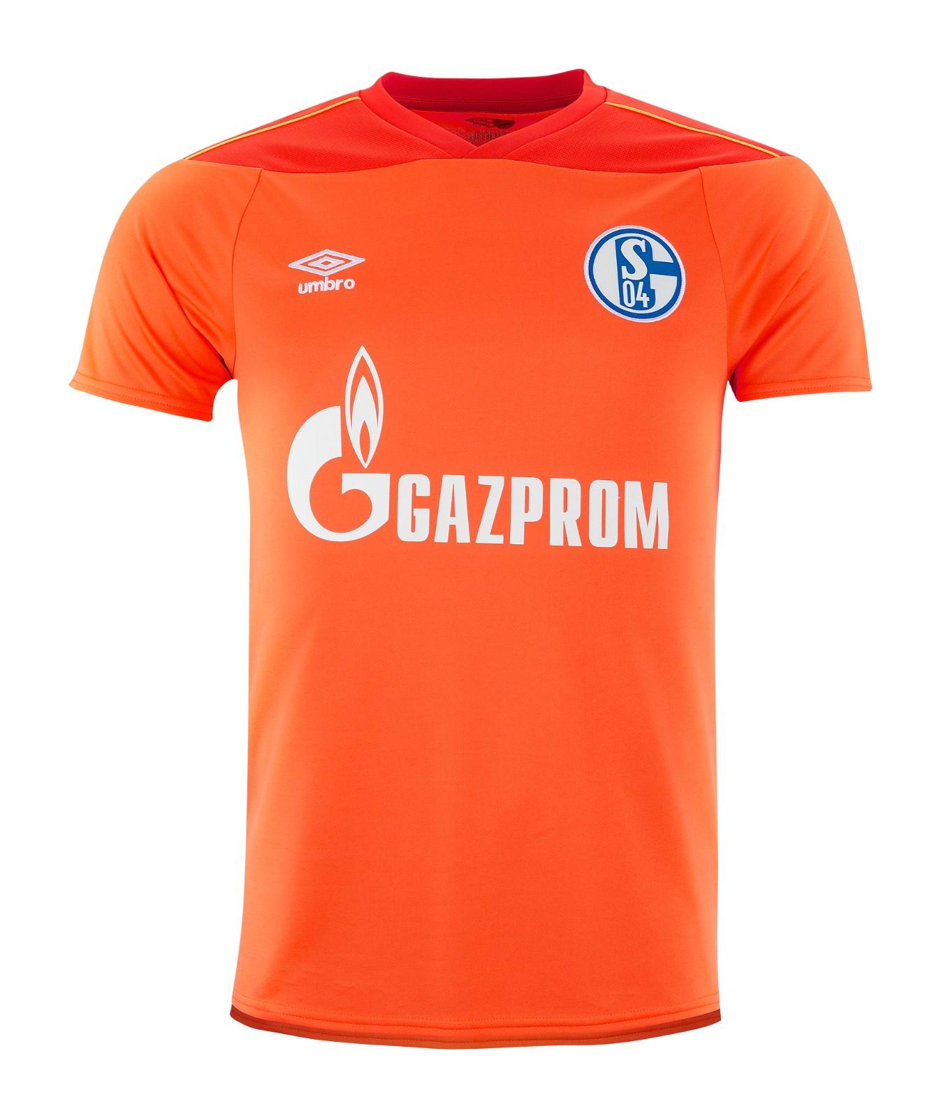 Maglia da Portiere Schalke 04 2020-21