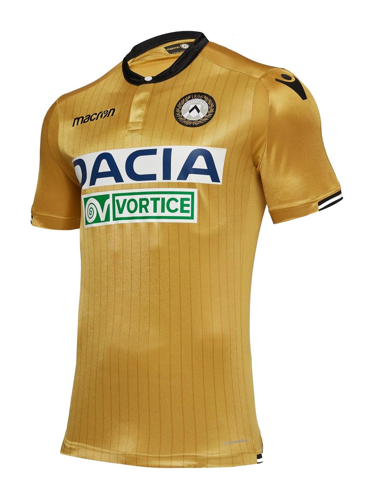 Seconda Maglia Udinese 2018-19