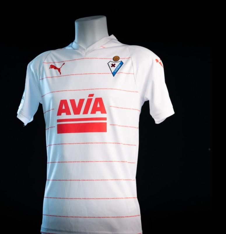 Eibar 2018-19 Away Kit