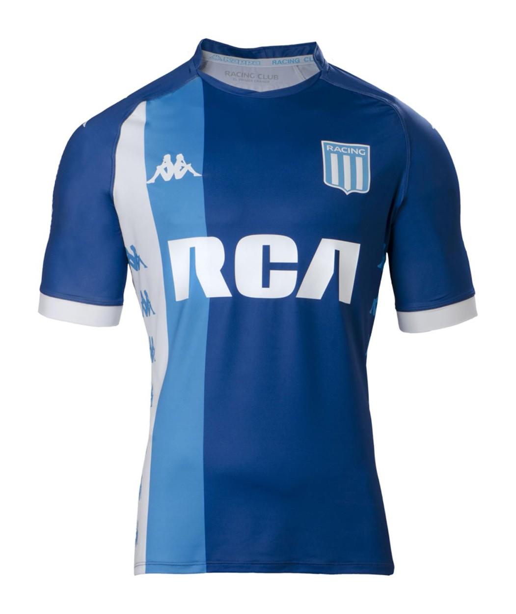 Racing Club de Avellaneda 2018-19 Away Kit