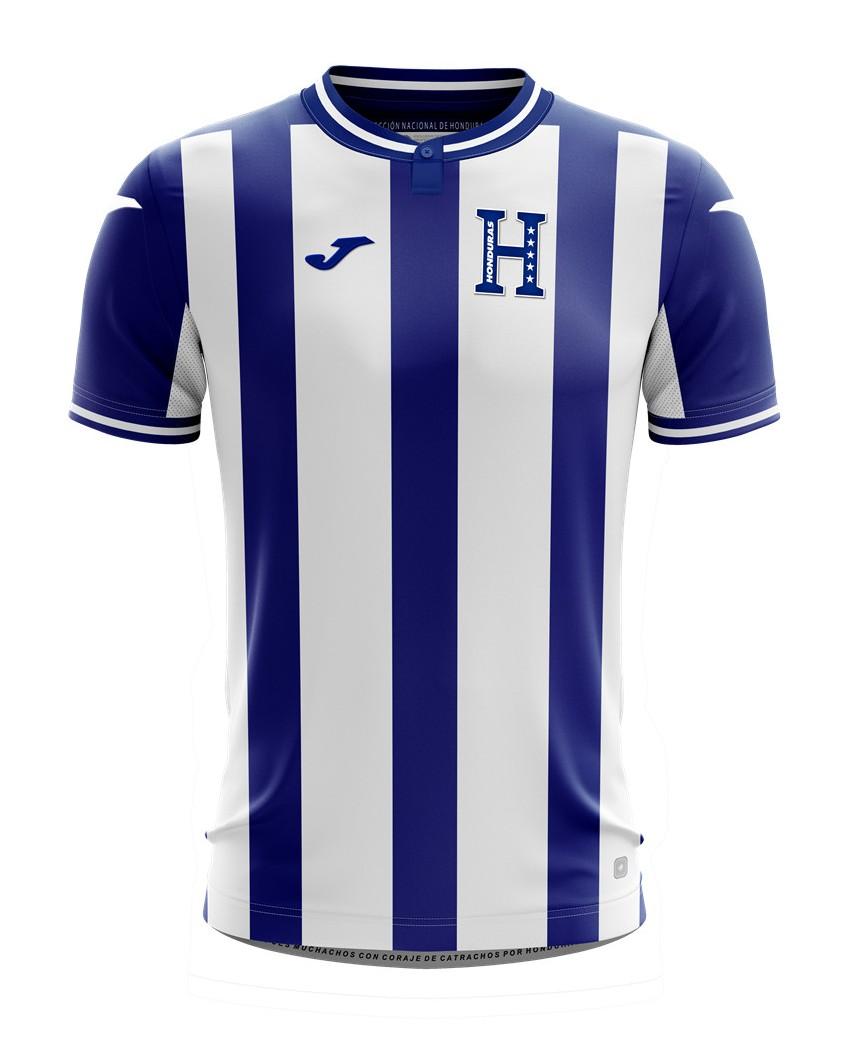 Honduras 2019 Away Kit