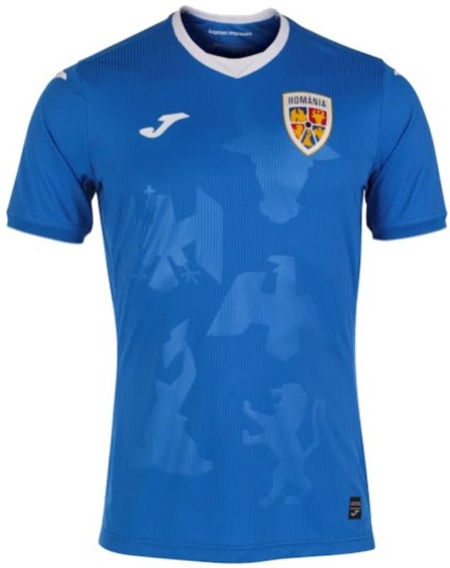 Romania 2020 Away Kit