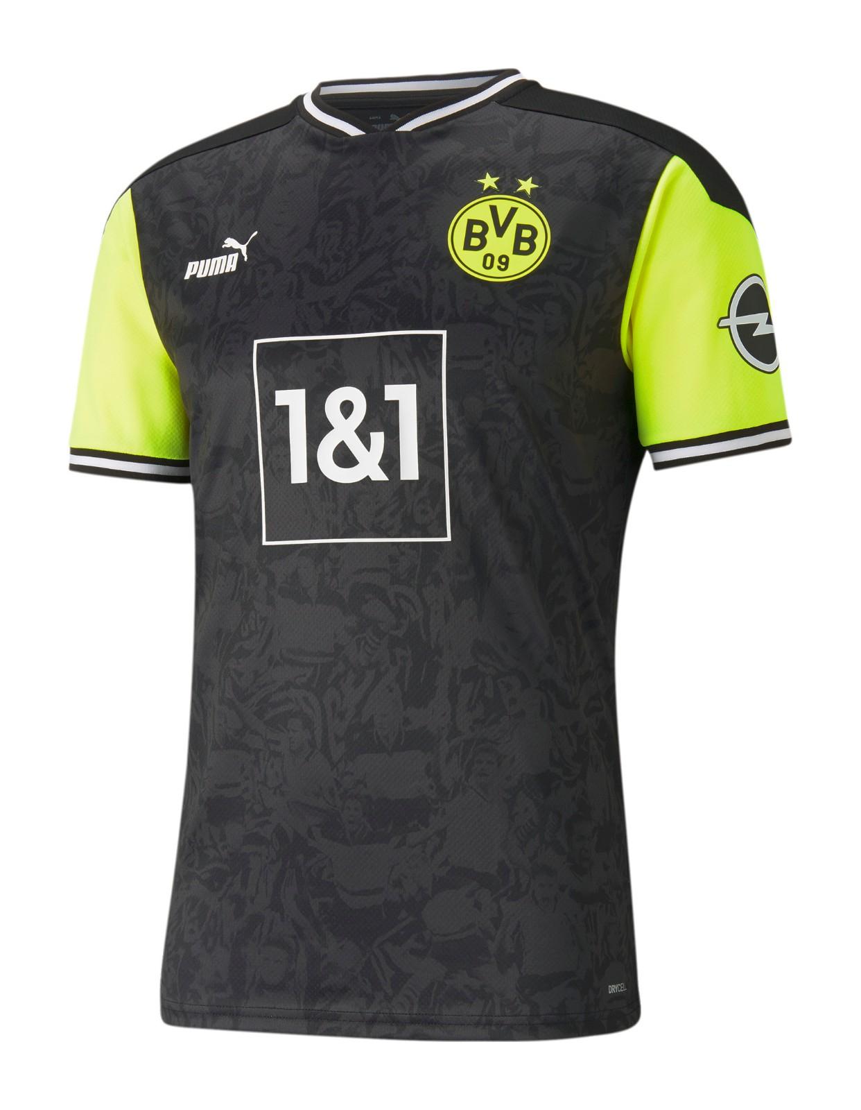 Quarta Maglia Borussia Dortmund 2020-21