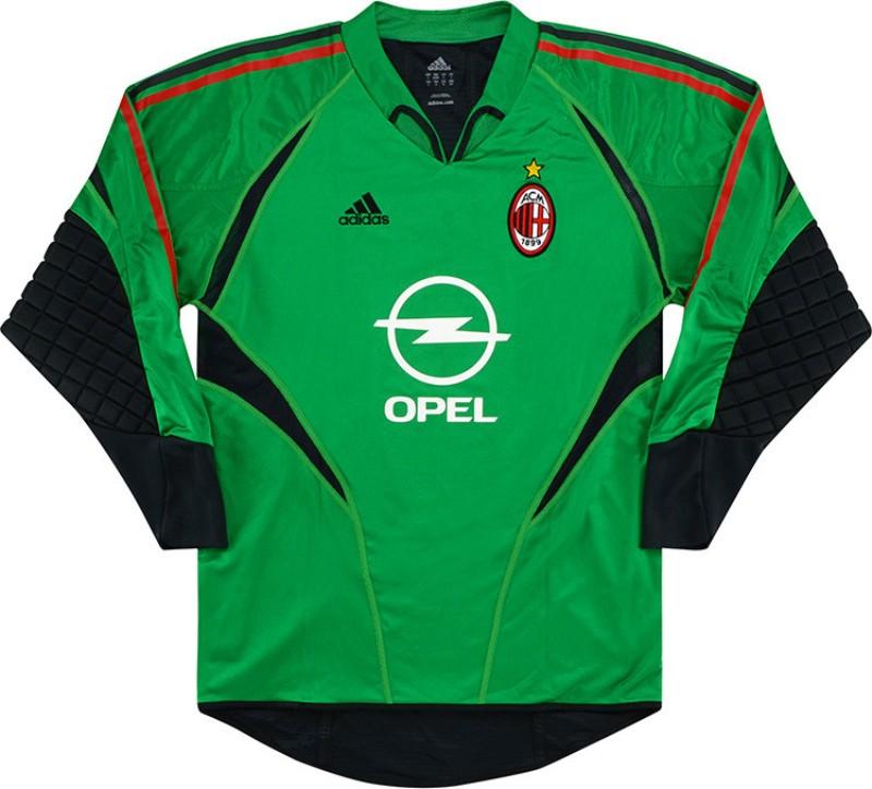 Prima da portiere AC Milan 2004-05