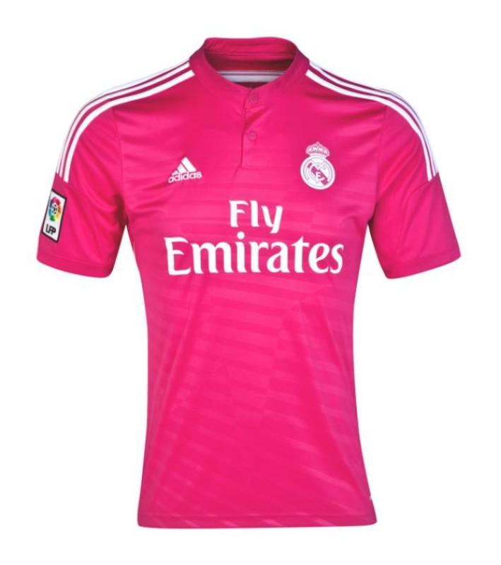 Real Madrid 2014-15 Away Kit