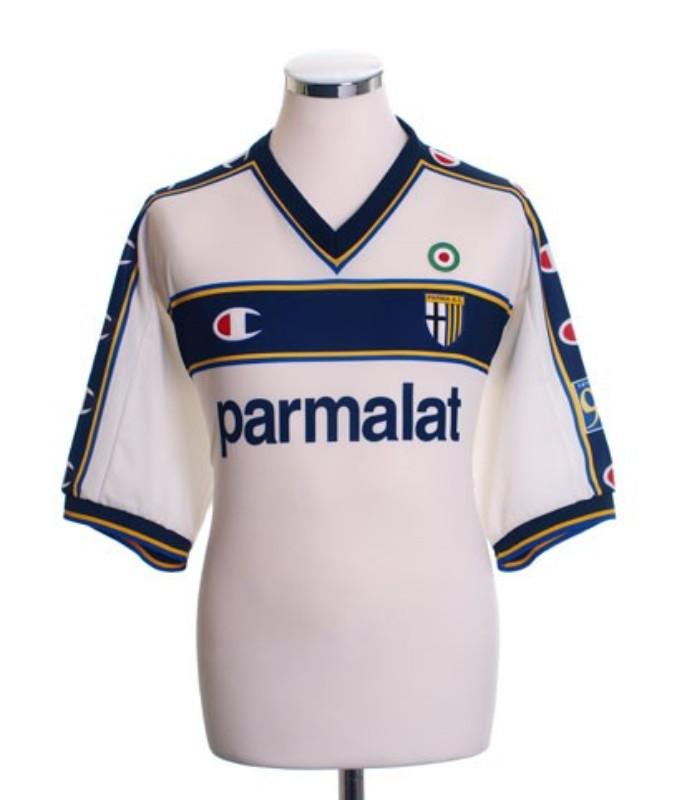 Parma 2002-03 Away Kit