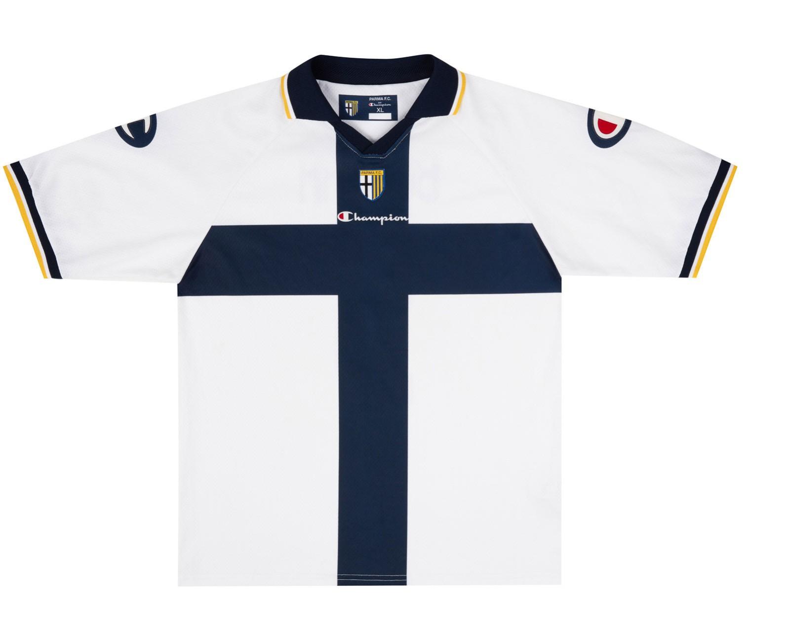 Parma 2004-05 Away Kit