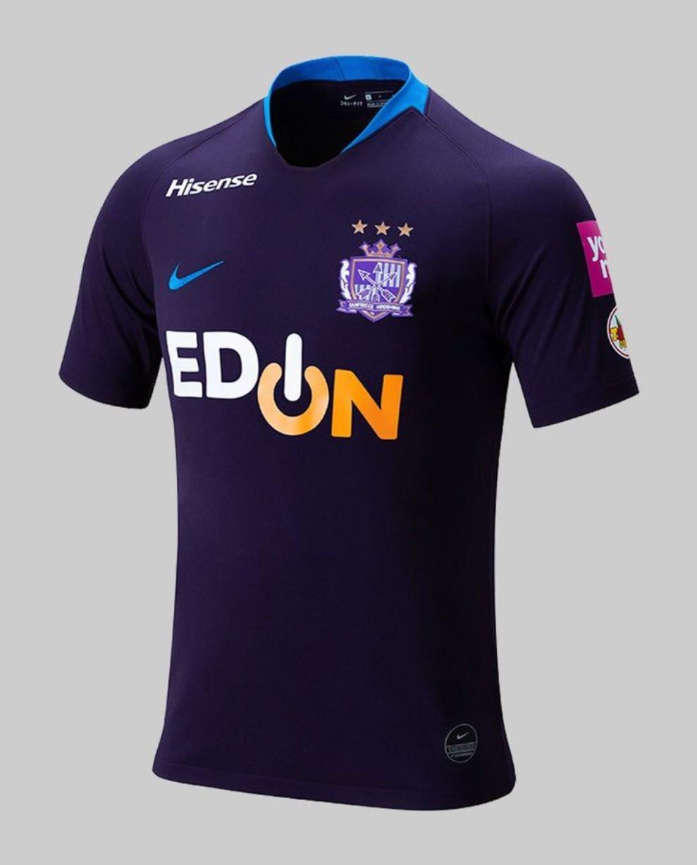 Sanfrecce Hiroshima 2019 Away Kit