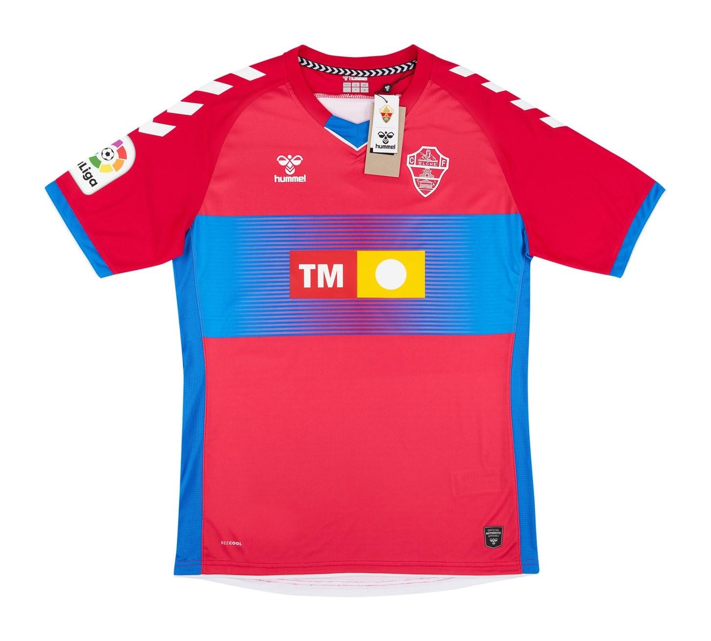 Elche 2020-21 Away Kit